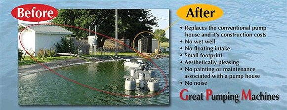 Irrigation Pump Systems Dallas Fort Worth