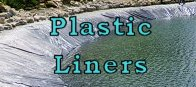 Plastic Liners Lake Management Dallas Fort Worth TX